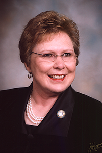 Picture of Dr. Ann Benson, former Director of CareerTech