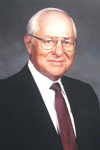 Picture of Dr. Francis Tuttle, former Director of CareerTech