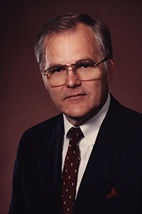 Picture of Dr. Roy Peters, former Director of CareerTech