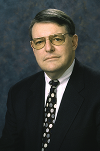 Picture of Mr. Pete Buswell, former Director of CareerTech