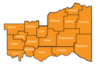 Occupational Data - Southern Region image