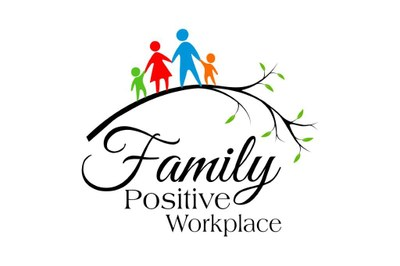 Family Positive Workplace logo