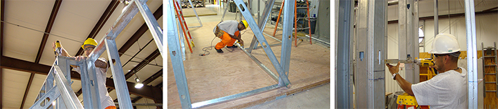 Commercial Framing and Construction - Ft Supply