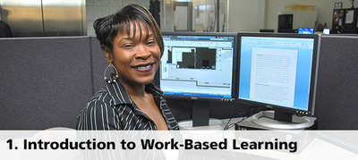 Chapter 1 - Introduction to Work-based Learning