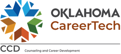 Counseling and Career Development divisional logo with transparent background is for printing