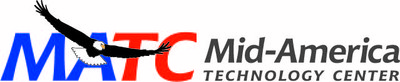 Mid-America Technology Center Logo - Eagle Flight