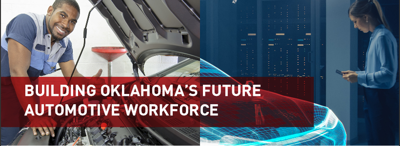 Building Oklahoma's future automotive workforce