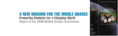 CCD - Oklahoma SREB Services - HSTW - A New Mission For The Middle Grades