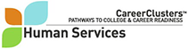 Human Services Career Cluster Image