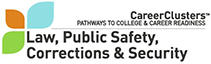 Law, Public Safety, Corrections and Security Career Cluster Image
