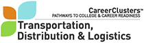 Transportation, Distribution and Logistics Career Cluster Image