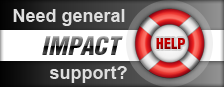 Need general IMPACT application help support?