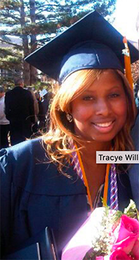 Williams Carter, Tracy