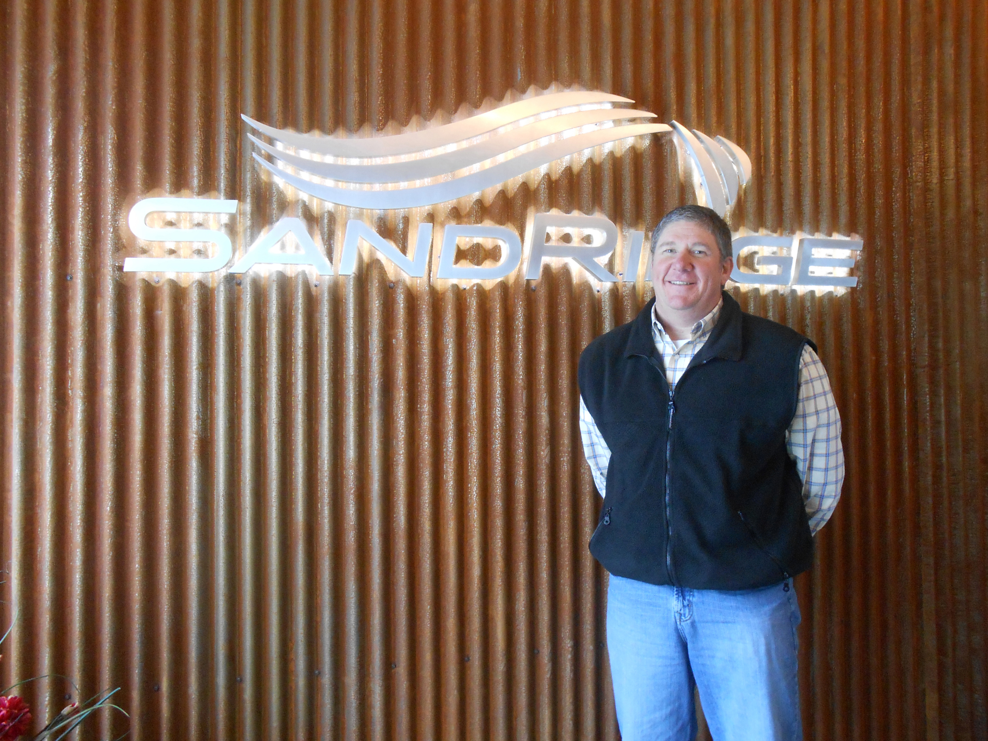 SandRidge Energy Inc. - Northwest Technology Center, Alva