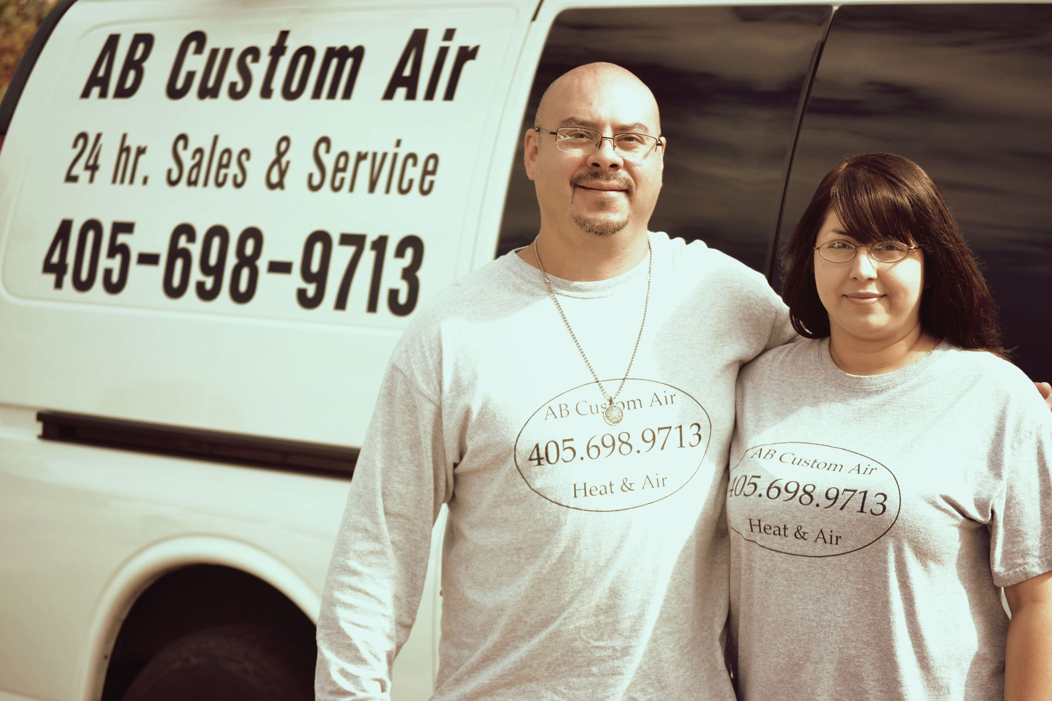 Tony and Patricia Bustos - Metro Technology Centers, Oklahoma City