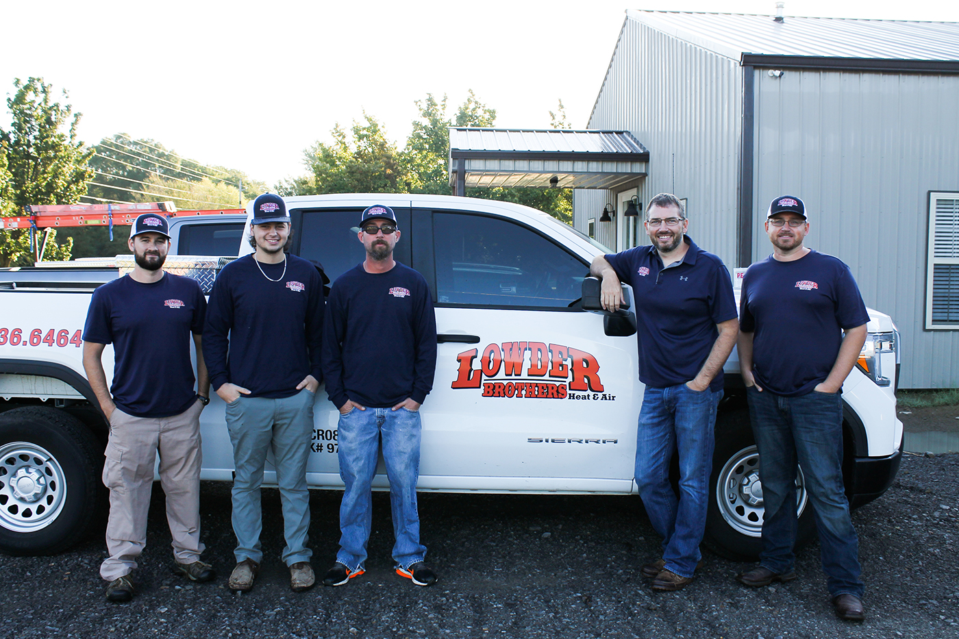 Lowder Brothers – Kiamichi Technology Centers, Poteau campus