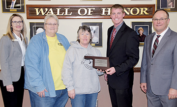 Chisholm Trail Tech Business Partner of the Year