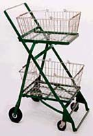 Early Unarco Industries cart
