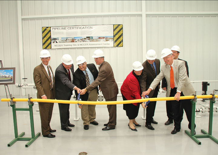 Central Tech's New Pipeline & Safety Training Center Meets Industry Needs