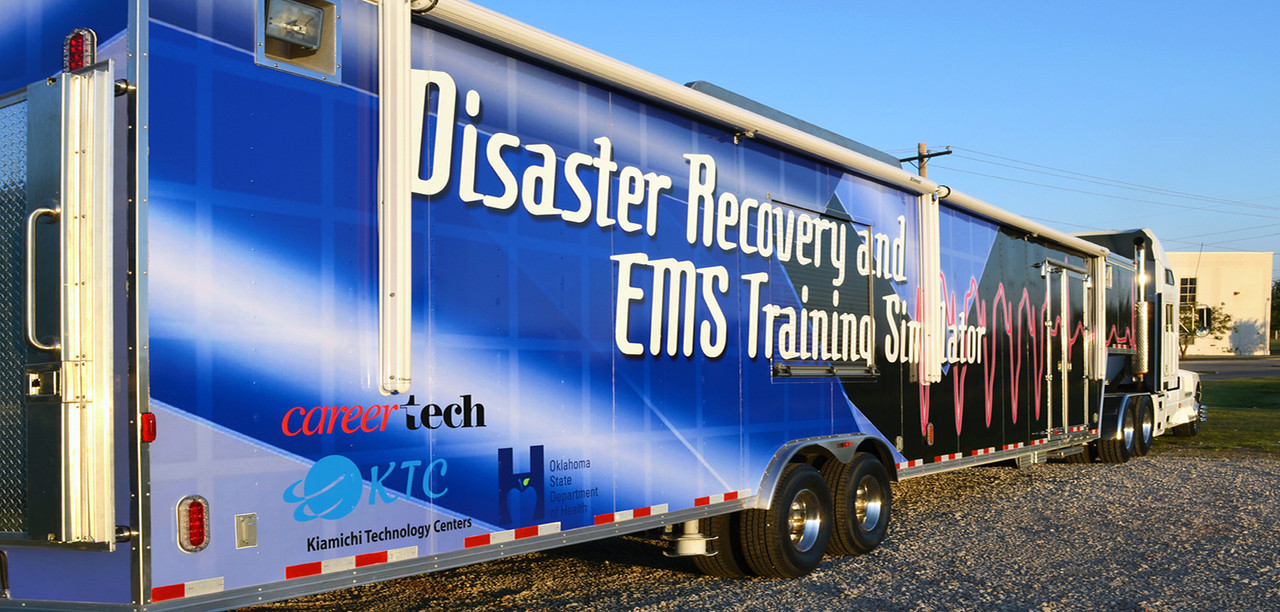 Disaster Recovery And Training Unit To Roll Across State
