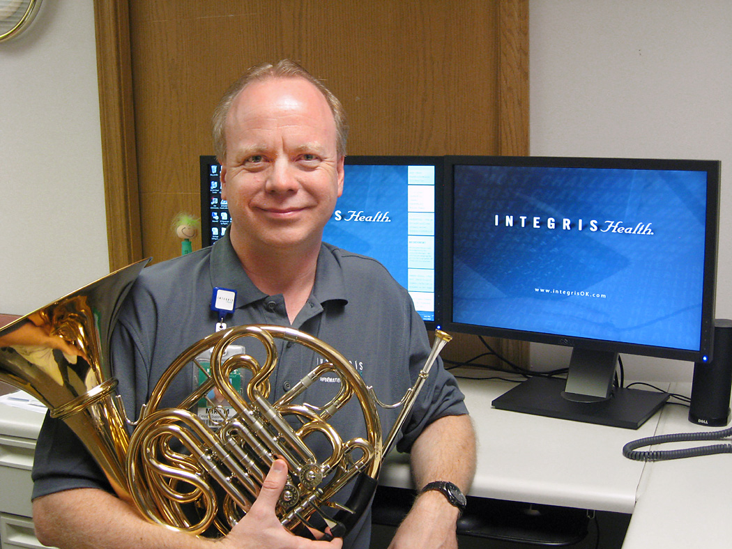 CareerTech Helps Musician Mike Misner Change His Tune