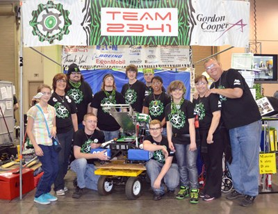 Gordon Cooper Robotics Team
