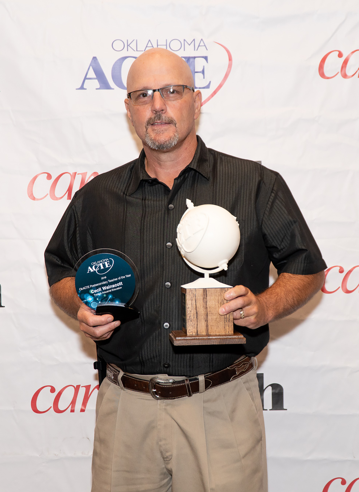 Skills Centers Instructor Named Outstanding CareerTech Postsecondary Teacher of the Year