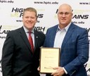 High Plains Technology Center Superintendent Dwight Hughes is Woodward's new Citizen of the Year