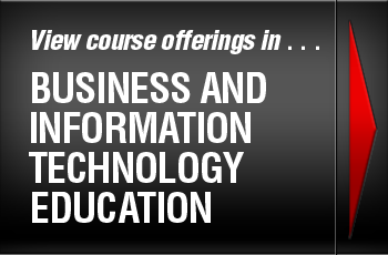Business and Information Technology Education