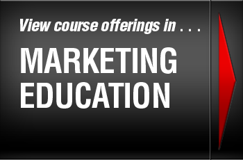 View course offerings in . . . Marketing