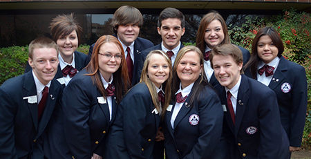 2014-hosa-officers