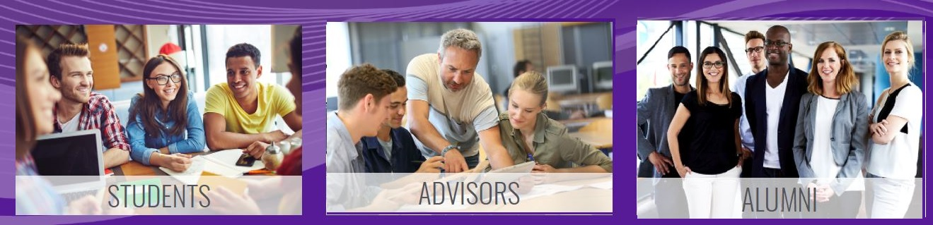 students-advisors-alumni