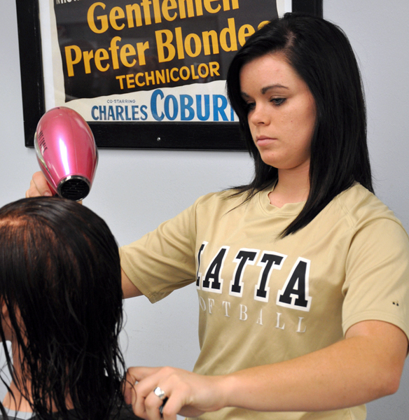 Madison Abney, CareerTech Athlete