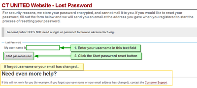 ct united mail password form reset lost password 2014 04 01