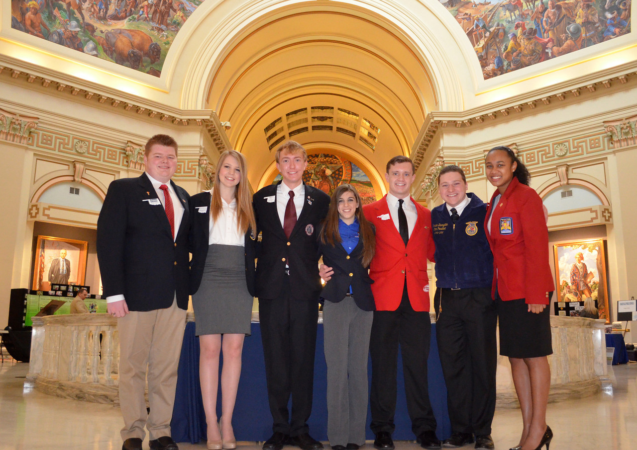 Students Shine at CareerTech State Conferences