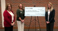 CareerTech Donates $21,400 to United Way