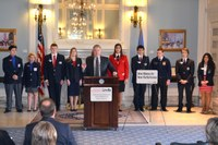 CareerTech Seeks Funding Increase, Announces 2014 Legislative Agenda
