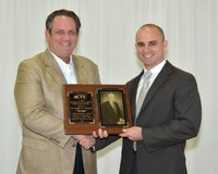 Greg Winters Receives Oklahoma CareerTech's Top Award