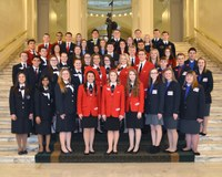CareerTech Students Develop Leadership Skills, More At Spring Meetings