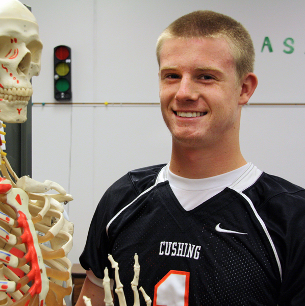 Keegan Myers, CareerTech Athlete